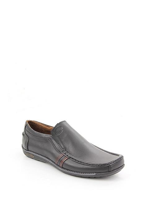 G.Ö.N. Hakiki Deri Ayakkabı Siyah
